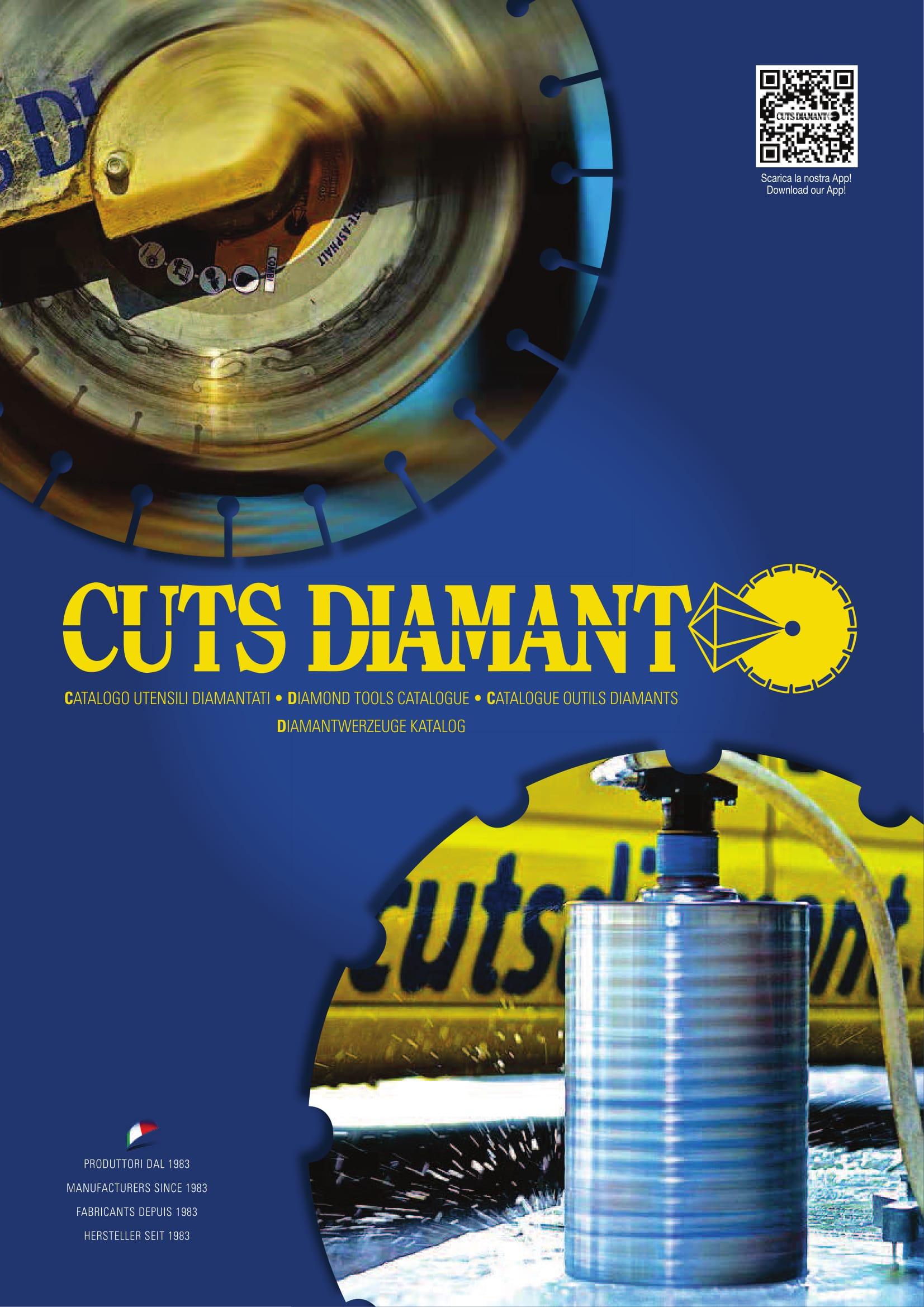 Nouveau catalogue d'outils diamantés